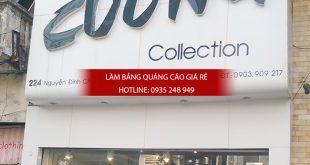 mẫu bảng hiệu shop thời trang đẹp