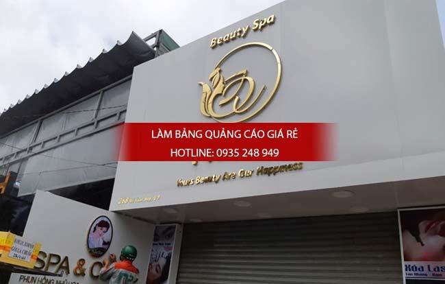 mau bang hieu shop thoi trang dep 6 - Những mẫu bảng hiệu shop thời trang đẹp nhất TPHCM