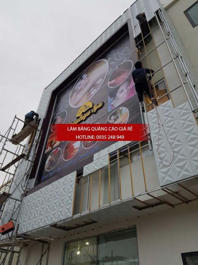 mau bang hieu spa dep 7 - Làm bảng hiệu quảng cáo giá rẻ chuyên nghiệp tại TPHCM