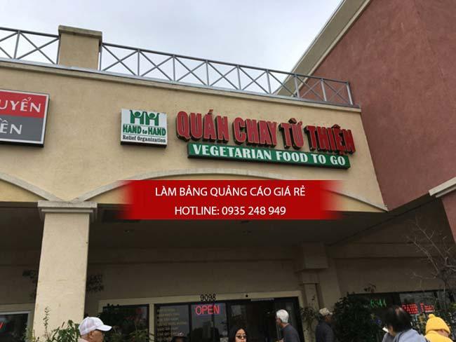 mau bang hieu quan an nha hang dep 39 - Bảng hiệu quán ăn nhà hàng đẹp tại TPHCM