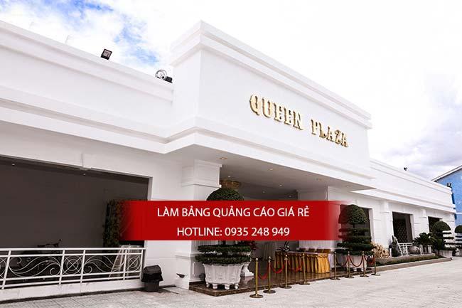 mau bang hieu quan an nha hang dep 43 - Bảng hiệu quán ăn nhà hàng đẹp tại TPHCM