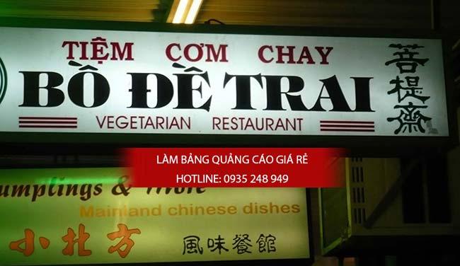 mau bang hieu quan an nha hang dep 45 - Làm bảng hiệu quảng cáo giá rẻ tại đường Hậu Giang quận 6