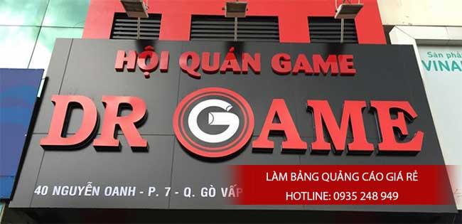 lam bang hieu alu 1 - Làm bảng hiệu alu đẹp, giá rẻ tại quận Tân Bình