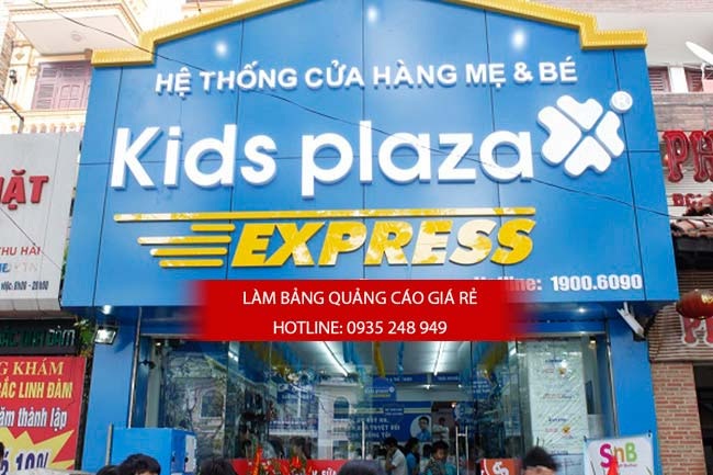 lam bang hieu alu 20 - Làm bảng hiệu alu đẹp, giá rẻ tại quận Tân Bình