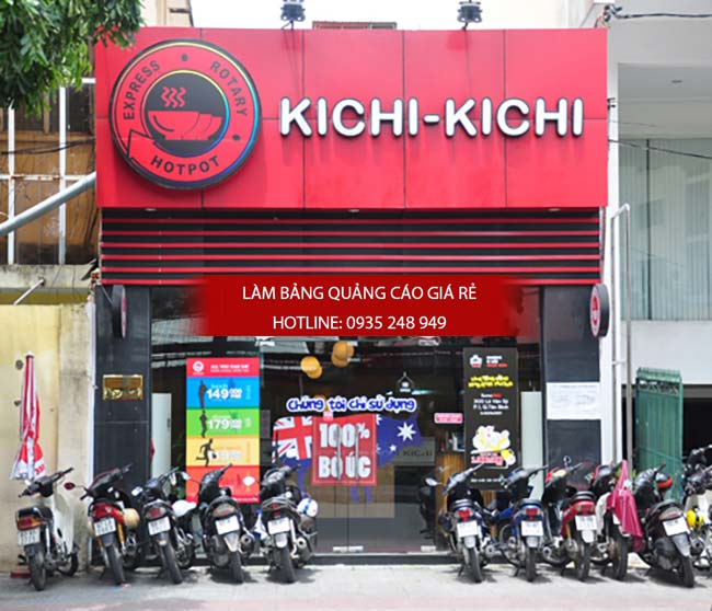 lam bang hieu alu 21 - Làm bảng hiệu alu đẹp, giá rẻ tại quận Tân Bình