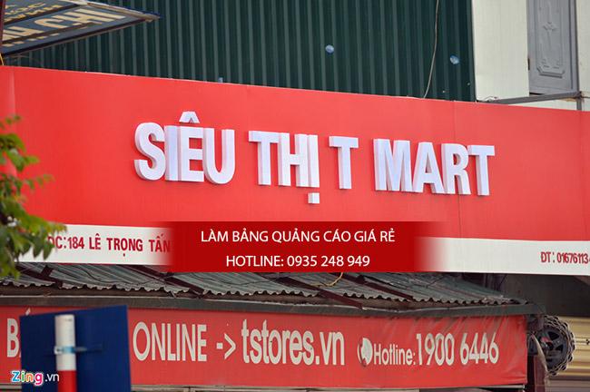 lam bang hieu alu 23 - Làm bảng hiệu alu đẹp, giá rẻ tại quận Tân Bình