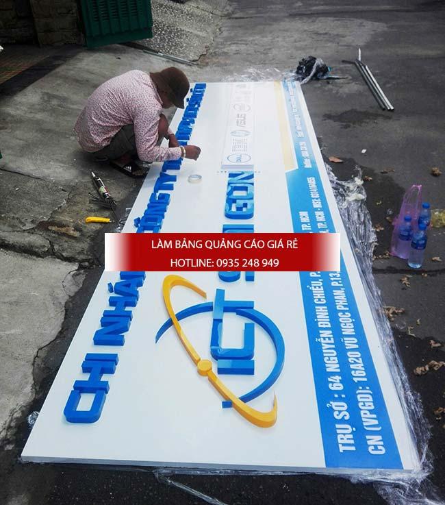 lam bang hieu quan 1 5 - Thi công biển hiệu quảng cáo giá rẻ tại quận 1
