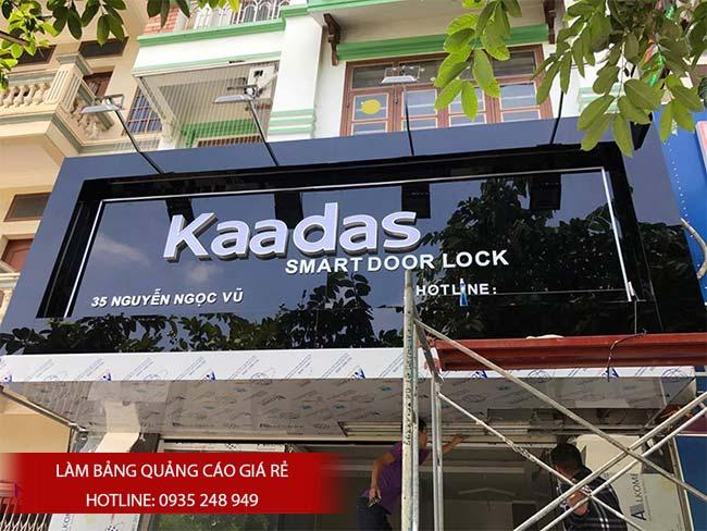 lam bang hieu quan 1 8 - Làm bảng hiệu quảng cáo giá rẻ chuyên nghiệp tại TPHCM