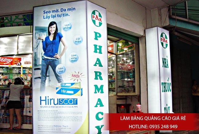 mau bang hieu nha thuoc tay dep 16 - Những mẫu bảng hiệu nhà thuốc tây đẹp nhất hiện nay
