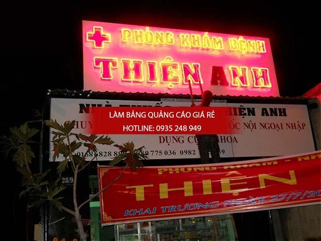 mau bang hieu nha thuoc tay dep 21 - Những mẫu bảng hiệu nhà thuốc tây đẹp nhất hiện nay