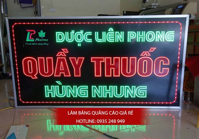 mau bang hieu nha thuoc tay dep 23 - Những mẫu bảng hiệu nhà thuốc tây đẹp nhất hiện nay