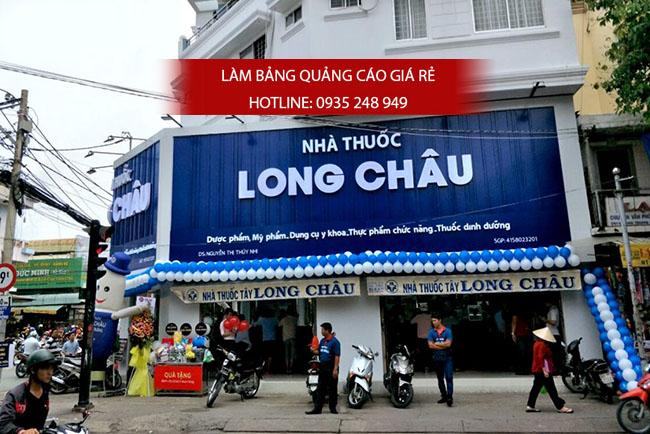 mau bang hieu nha thuoc tay dep 29 - Những mẫu bảng hiệu nhà thuốc tây đẹp nhất hiện nay