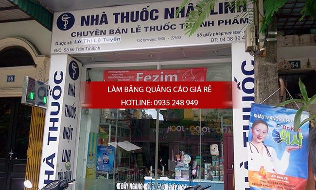 mau bang hieu nha thuoc tay dep 32 - Những mẫu bảng hiệu nhà thuốc tây đẹp nhất hiện nay