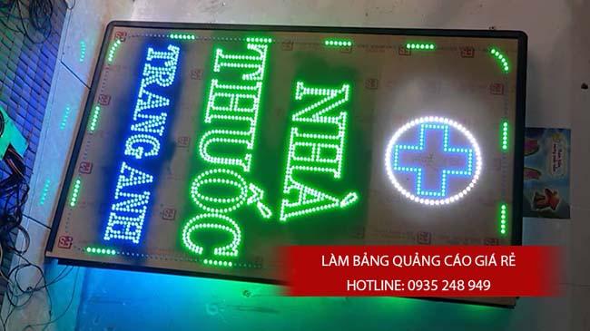 mau bang hieu nha thuoc tay dep 39 - Những mẫu bảng hiệu nhà thuốc tây đẹp nhất hiện nay