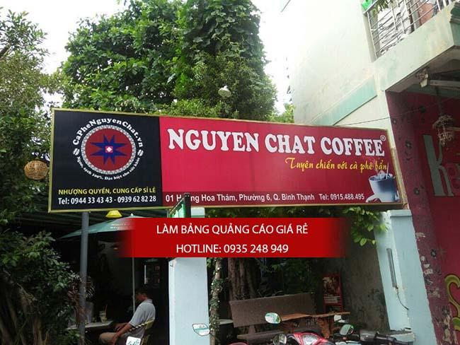 mau bien quang cao dep 6 - Làm bảng hiệu quảng cáo đường Tân Hòa Đông quận Bình Tân