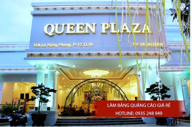 lam bang hieu quang cao gia re 1 - Làm bảng hiệu quảng cáo giá rẻ chuyên nghiệp tại TPHCM