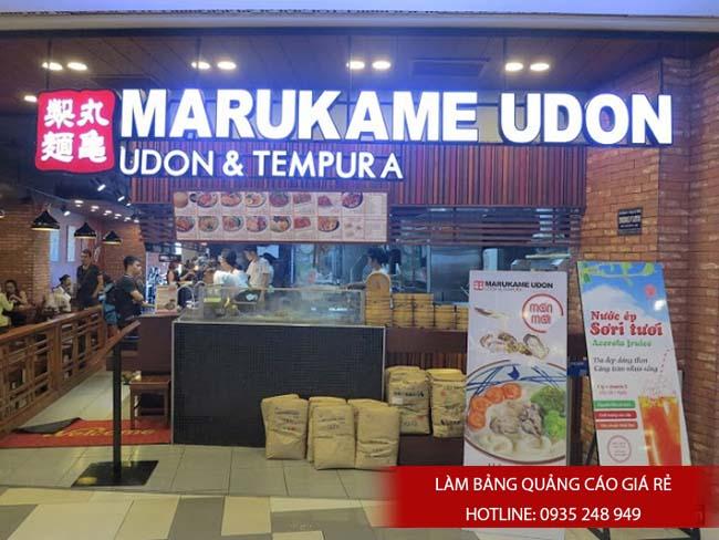 lam bang hieu quang cao gia re 10 - Làm bảng hiệu quảng cáo giá rẻ chuyên nghiệp tại TPHCM