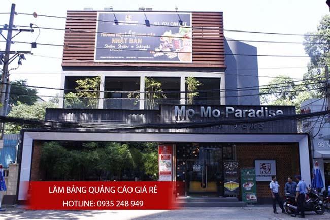 lam bang hieu quang cao gia re 9 - Làm bảng hiệu quảng cáo giá rẻ chuyên nghiệp tại TPHCM