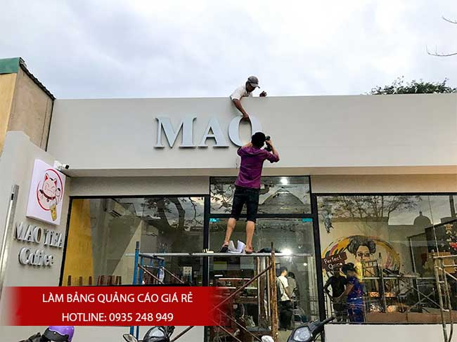 bang hieu quang cao dep 108 - Làm bảng hiệu quảng cáo tại đường Bà Hom quận Bình Tân