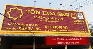 bang hieu quang cao dep 112 310x165 - Làm bảng hiệu quảng cáo tại đường Bà Hom quận Bình Tân