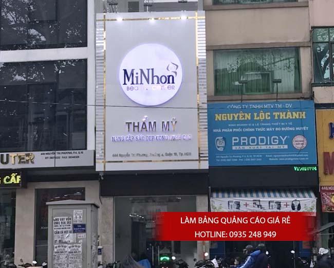 bang hieu quang cao dep 114 - Làm bảng hiệu tại đường Nguyễn Sơn quận Tân Phú