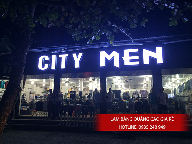 bang hieu quang cao dep 18 - Làm bảng quảng cáo tại đường Trương Phước Phan quận Bình Tân