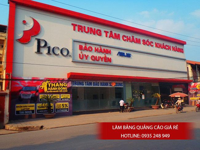 bang hieu quang cao dep 30 - Làm bảng hiệu Đường Hồng Bàng quận 6 tphcm