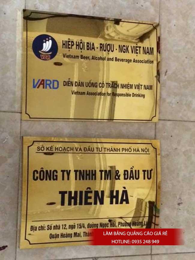 bang hieu quang cao dep 39 - Làm bảng hiệu công ty đẹp uy tín tại tp hcm