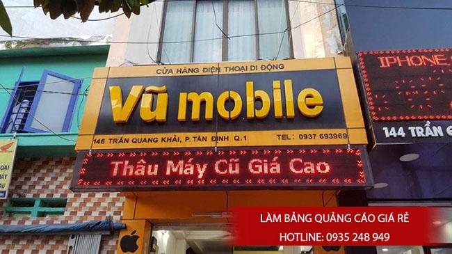 bang hieu quang cao dep 4 - Làm bảng hiệu tại đường Nguyễn Sơn quận Tân Phú