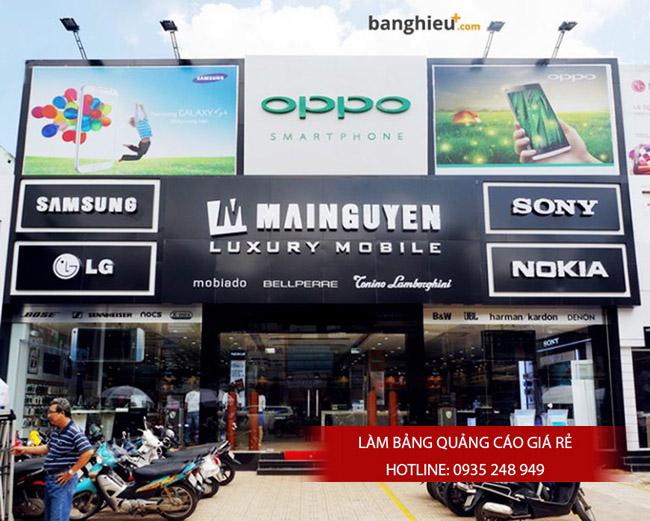 bang hieu quang cao dep 45 - Làm bảng hiệu Đường Hồng Bàng quận 6 tphcm