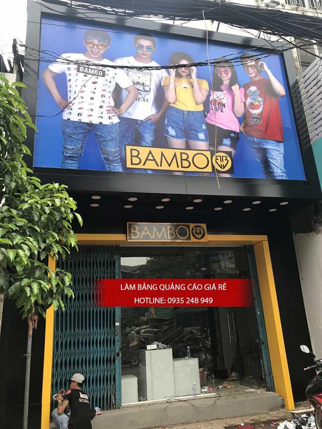 bang hieu quang cao dep 83 - Làm bảng hiệu Đường Hồng Bàng quận 6 tphcm