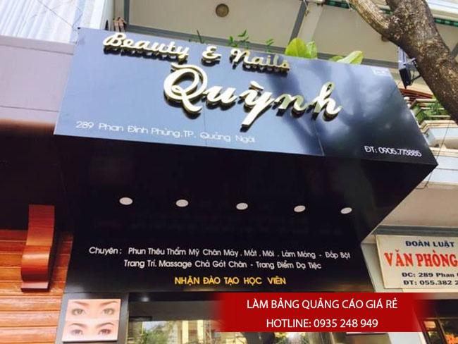 bang hieu quang cao dep 92 - Làm bảng hiệu quảng cáo tại đường Bà Hom quận Bình Tân