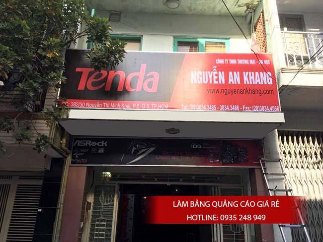 bang hieu quang cao dep 98 - Làm bảng hiệu quảng cáo tại đường Bà Hom quận Bình Tân