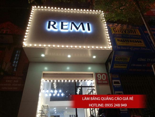 lam bang quang cao gia re 12 - Làm bảng hiệu quảng cáo tại đường Bà Hom quận Bình Tân