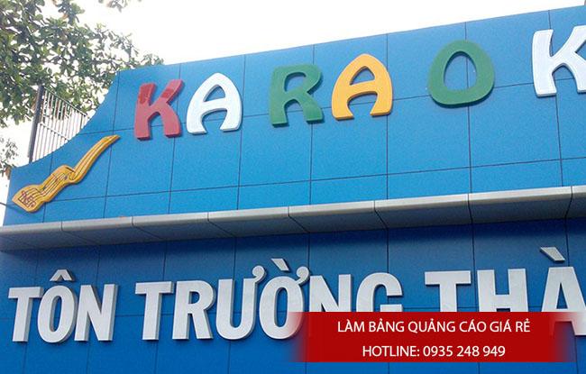 lam bang quang cao gia re 2 - #Làm bảng quảng cáo giá rẻ chất lượng uy tín tại TP HCM