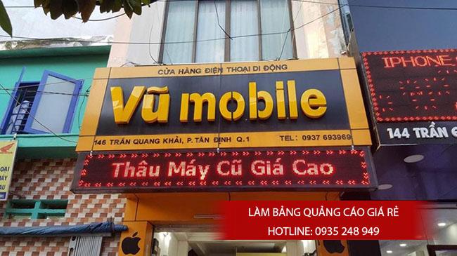 lam bang quang cao gia re 25 - Làm bảng quảng cáo tại đường Trương Phước Phan quận Bình Tân