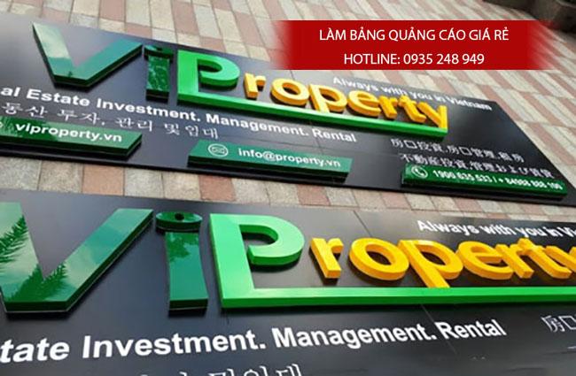 lam bang quang cao gia re 5 - Làm bảng quảng cáo tại đường Trương Phước Phan quận Bình Tân
