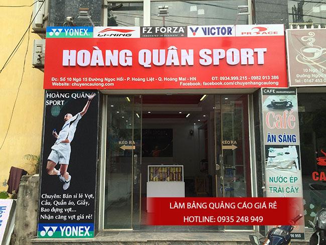lam bang quang cao gia re 8 - #Làm bảng quảng cáo giá rẻ chất lượng uy tín tại TP HCM