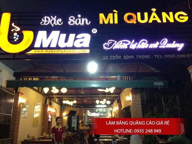 mau bang hieu dep tai khu ten lua 5 - Làm bảng hiệu quảng cáo tại khu tên lửa quận Bình Tân