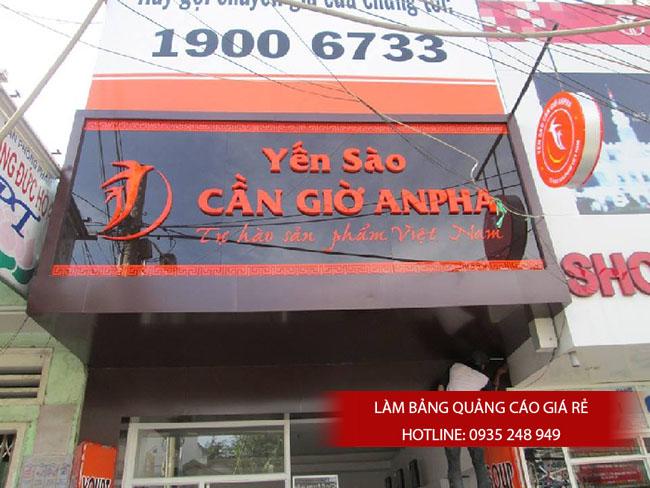 mau bang hieu dep tai khu ten lua 9 - Làm bảng hiệu quảng cáo đường Vành Đai Trong quận Bình Tân