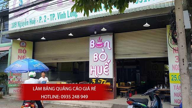 thi cong lam bang hieu quang cao 114 - Làm bảng hiệu quảng cáo đường số 7 Bình Tân