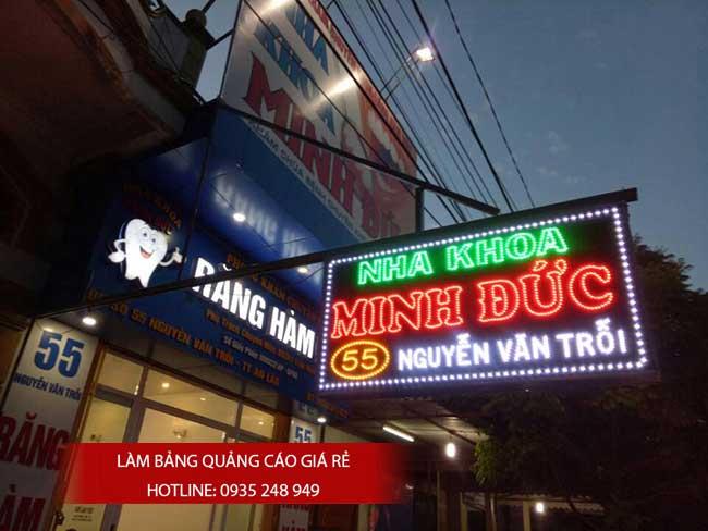 thi cong lam bang hieu quang cao 117 - Làm bảng hiệu quảng cáo giá rẻ tại quận tân phú