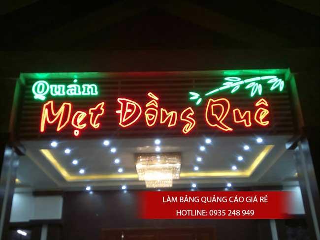 thi cong lam bang hieu quang cao 126 - Làm bảng hiệu quảng cáo giá rẻ tại quận tân phú