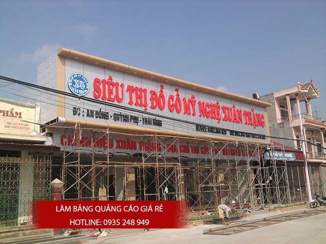 thi cong lam bang hieu quang cao 14 - Làm bảng quảng cáo tại đường tỉnh lộ 10 quận Bình Tân
