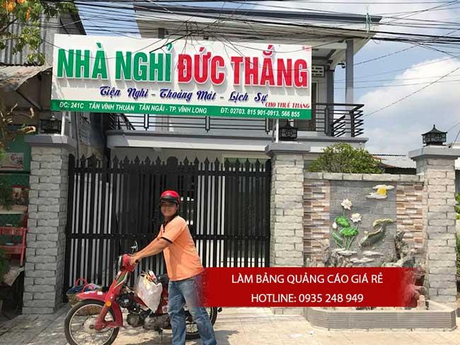 thi cong lam bang hieu quang cao 148 - Làm bảng hiệu quảng cáo đường số 7 Bình Tân