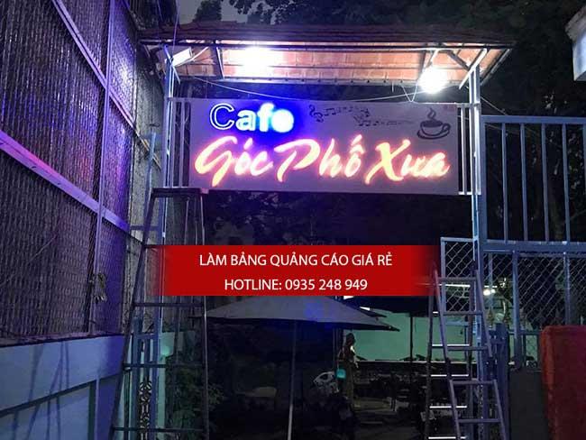 thi cong lam bang hieu quang cao 151 - Làm bảng hiệu quảng cáo đường số 7 Bình Tân