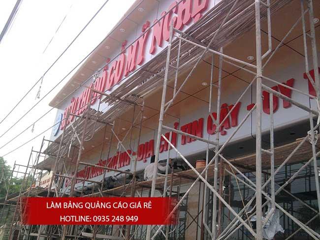 thi cong lam bang hieu quang cao 16 - Làm bảng quảng cáo tại đường tỉnh lộ 10 quận Bình Tân