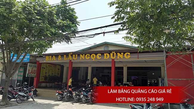 thi cong lam bang hieu quang cao 169 - Làm bảng hiệu quảng cáo giá rẻ tại quận 5