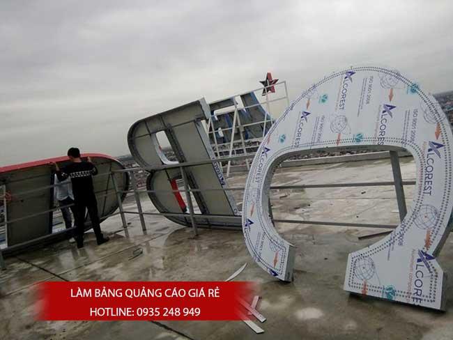 thi cong lam bang hieu quang cao 170 - Làm bảng hiệu quảng cáo giá rẻ tại quận 5