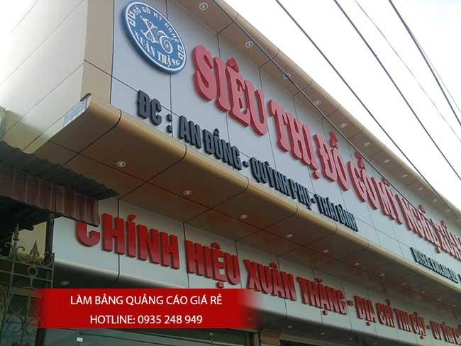 thi cong lam bang hieu quang cao 18 - Làm bảng quảng cáo tại đường tỉnh lộ 10 quận Bình Tân